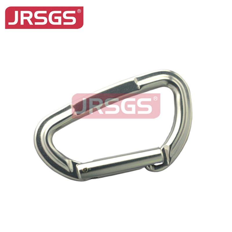 Aluminum Carabiner Straight Gate