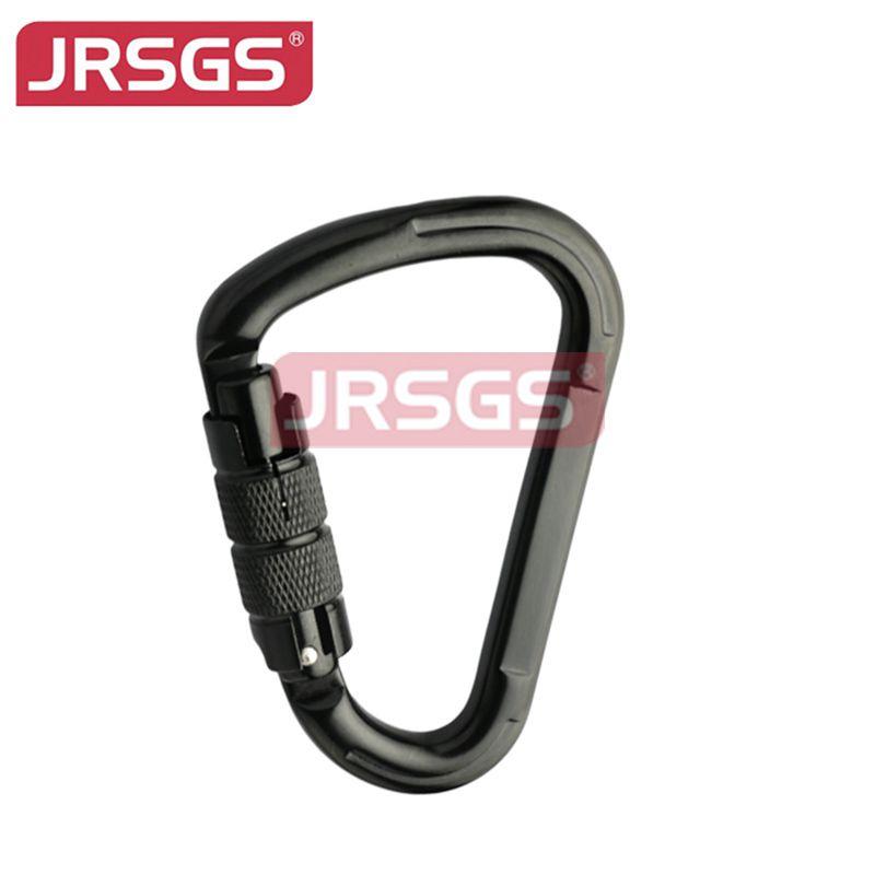 Aluminum Carabiner Twist Lock