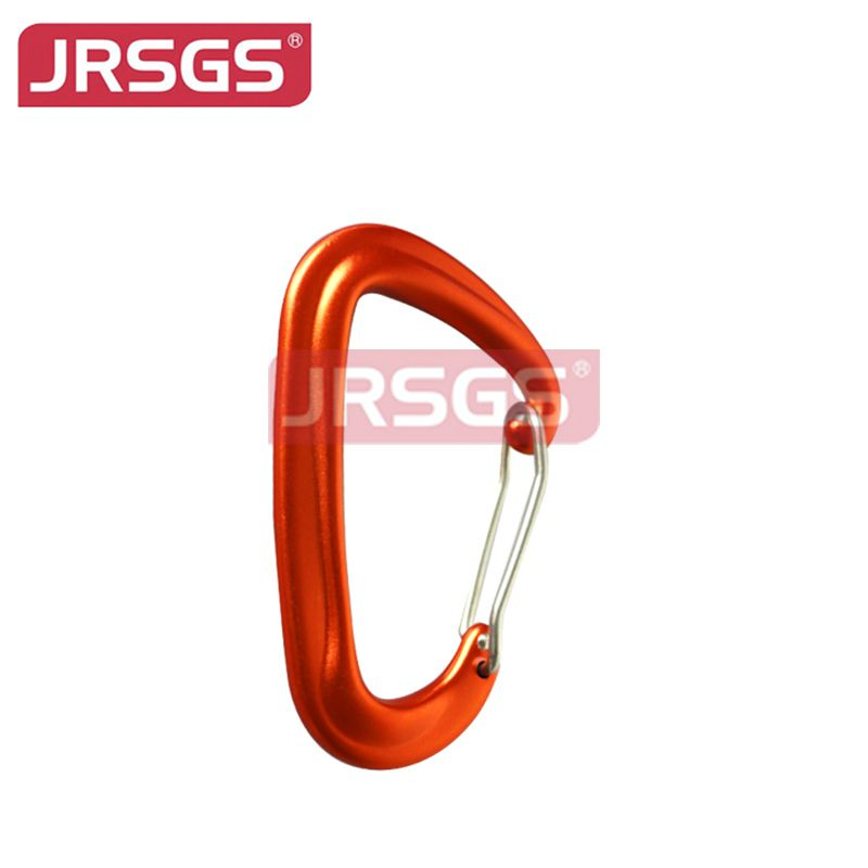 Aluminum Carabiner Wire Gate
