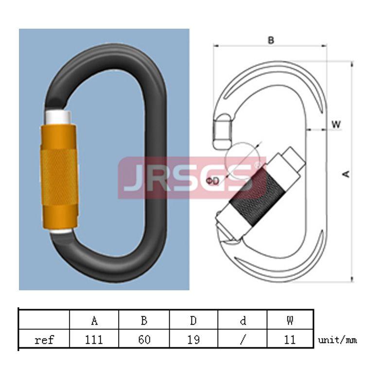 Carabiner Series 7108TN